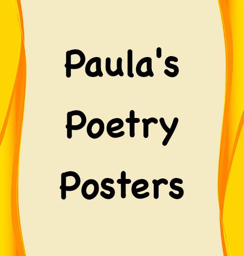 Paula's Poetry Posters
