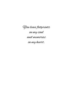 Footprints_Memories_Int